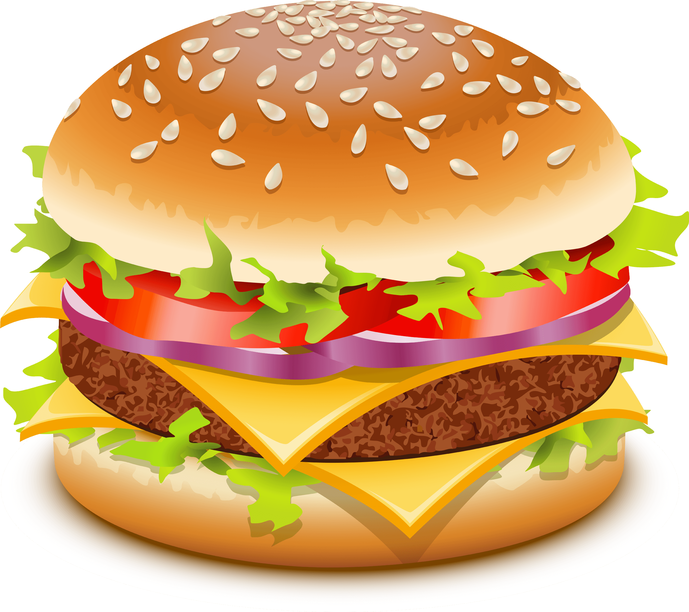 download hamburger burger png image mac burger png #10973