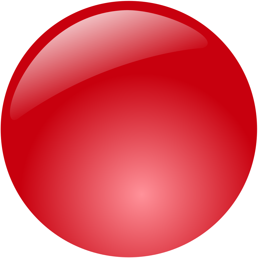 file glass button red svg wikimedia commons #15365