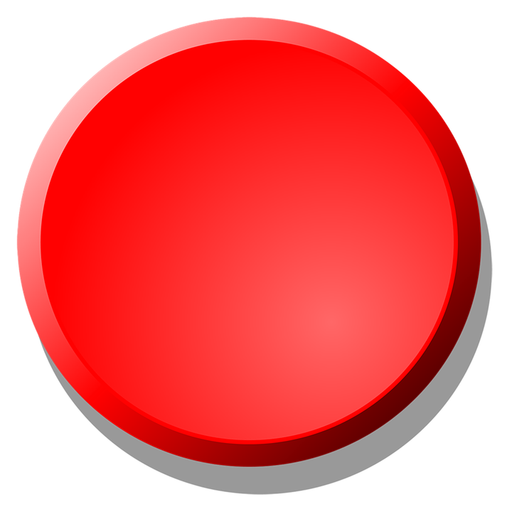 red button circle image pixabay #15370