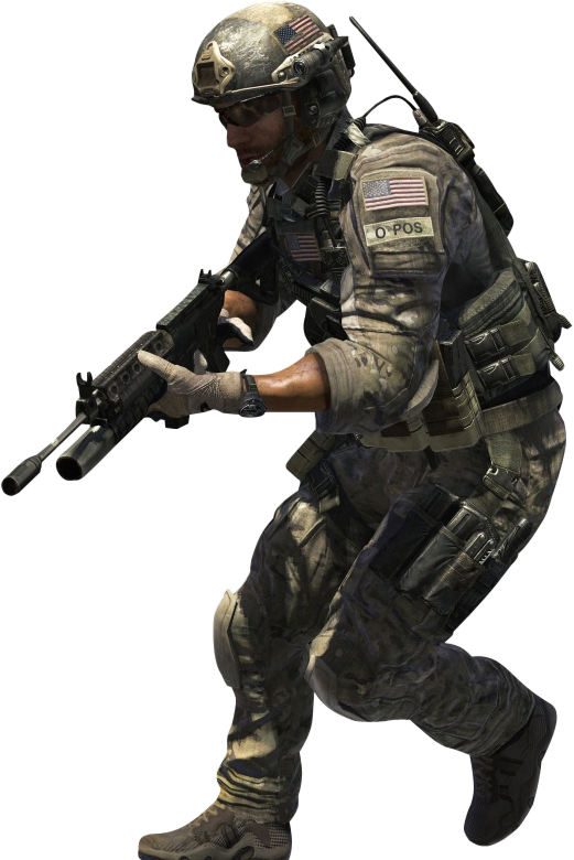 call of  duty transparent png #9110