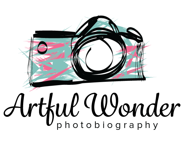 artful wonder photography logo #7130