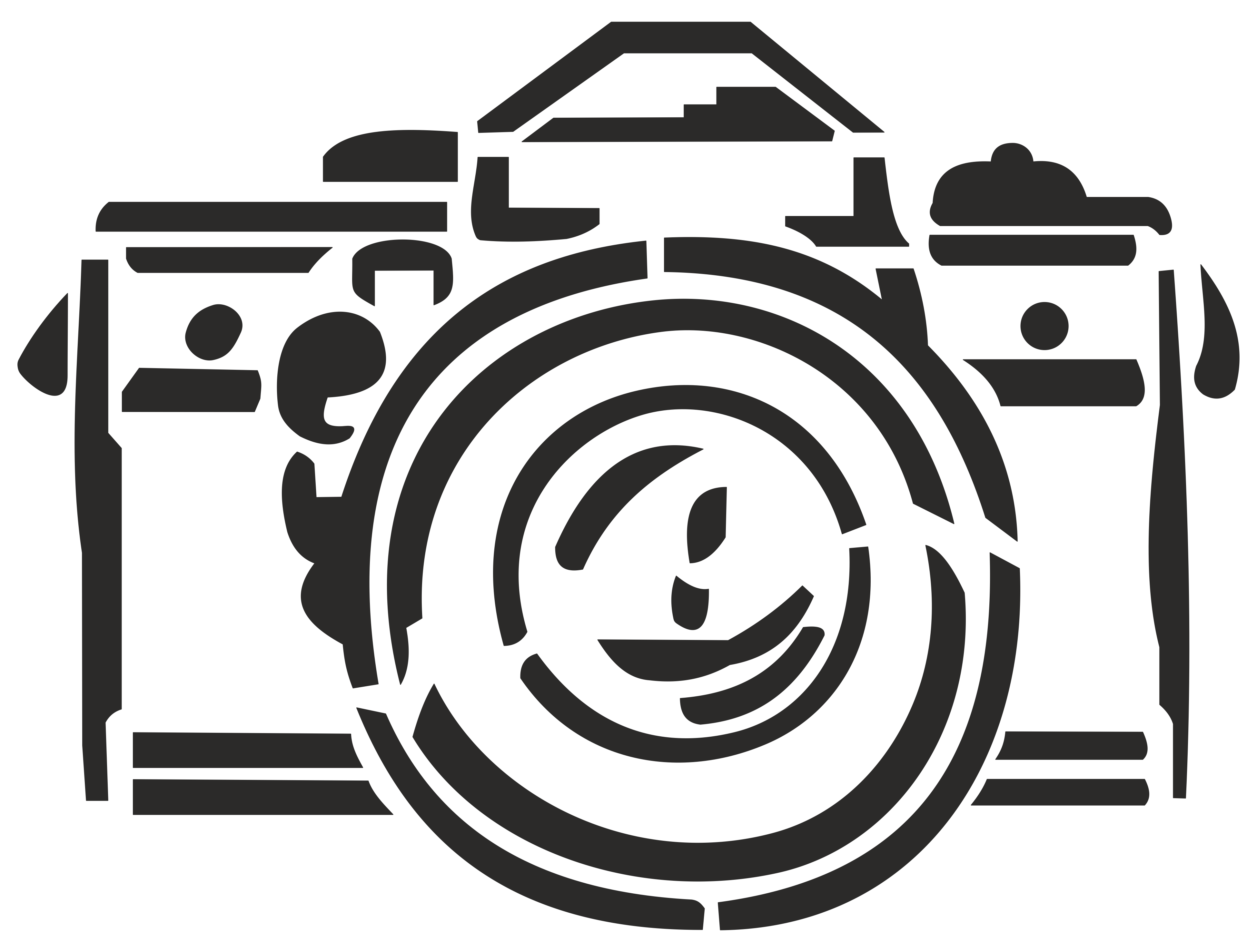 camera logo cliparts 7147