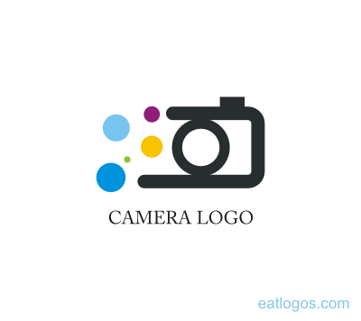 camera logo design download vector logos #7149