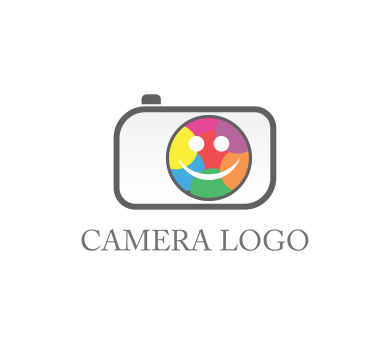 colour camera logo