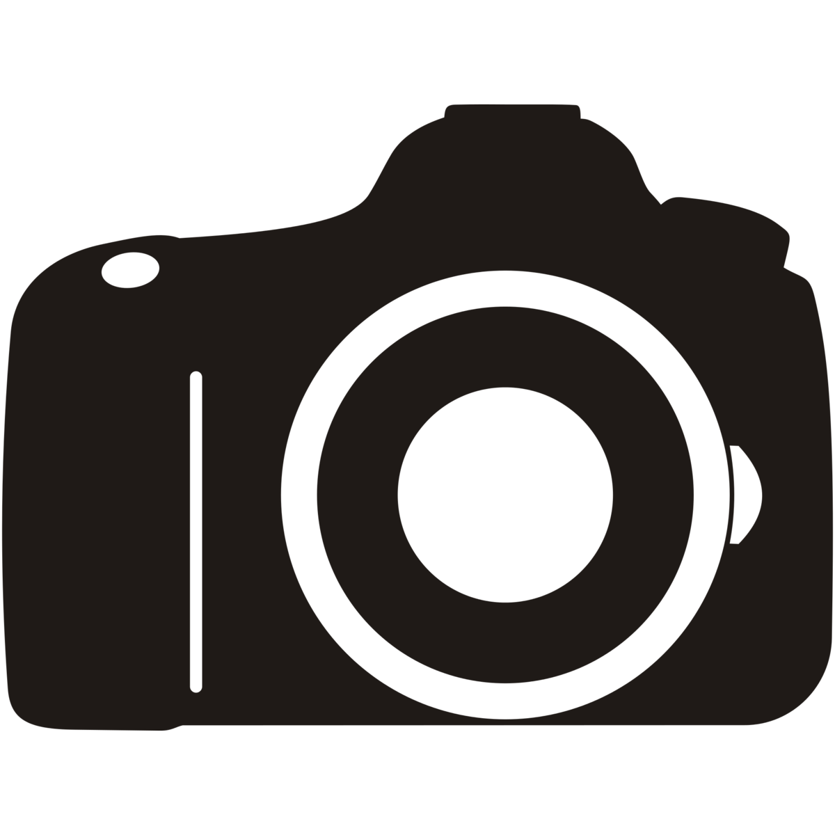 digital photography icons logo #7133