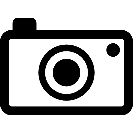 vintage camera technology icons #7469