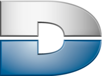 Canal D logo png 1381