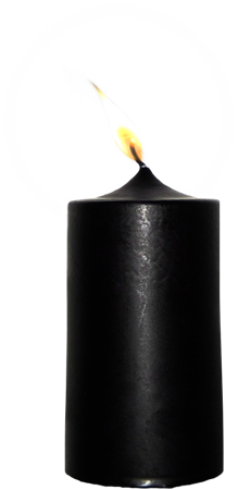 candle, halloween graphics #15912