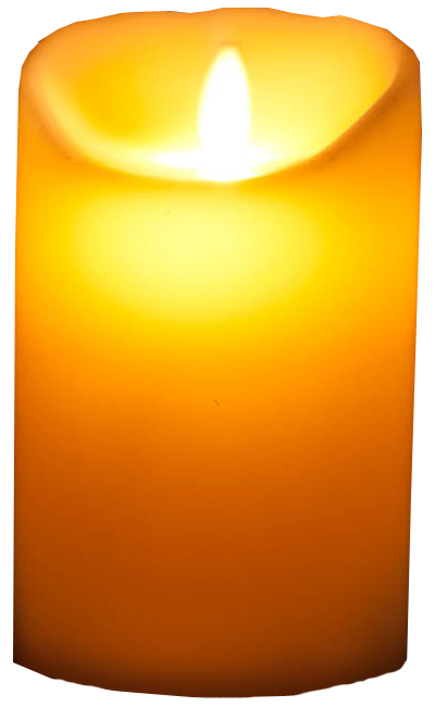 glowing candle transparent image #15901