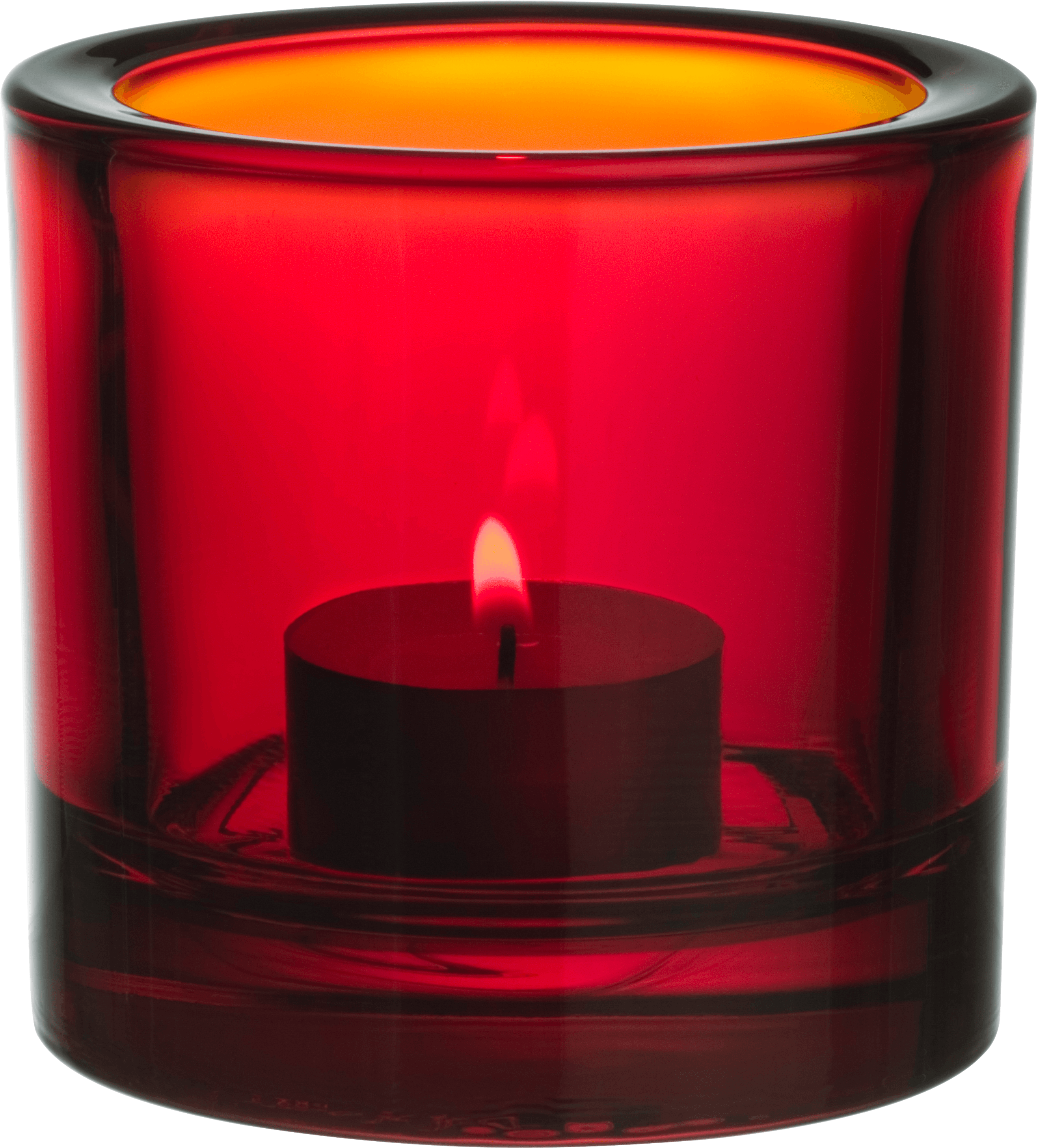 water red candle transparent png stickpng #15917