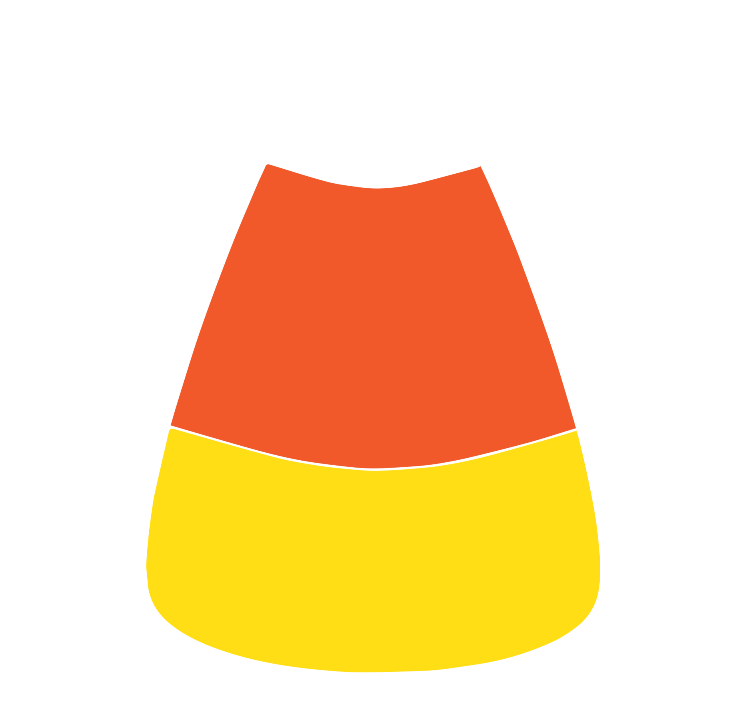candy corn halloween candy clip art cliparts #35847