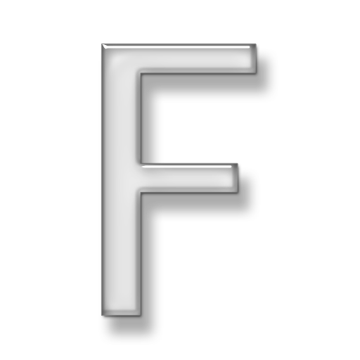 Capital Letter F logo png #1561