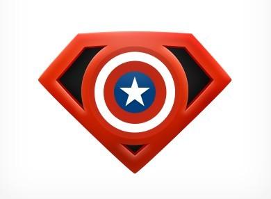 captain america logo #62