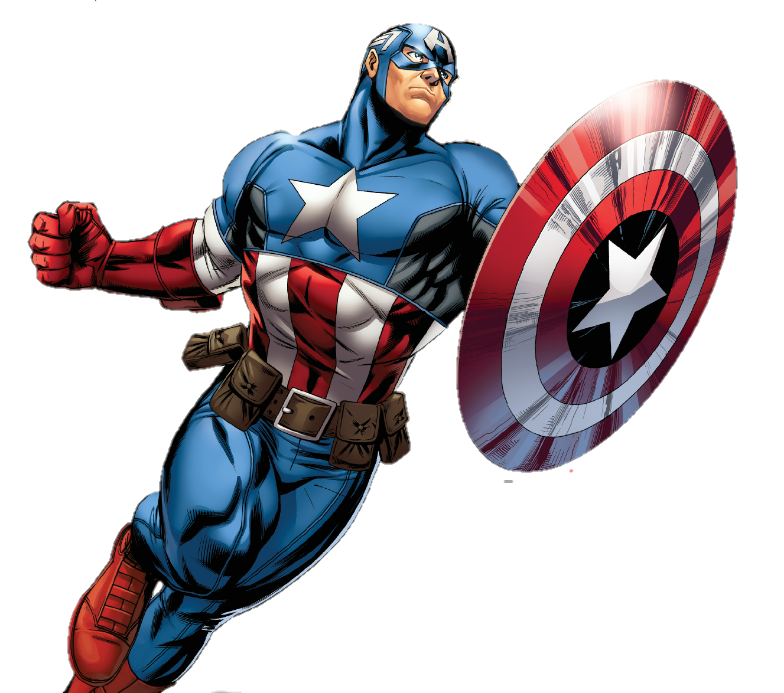 captain america png clipart best #11478