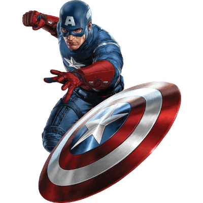 captain america shield front transparent png stickpng #11572