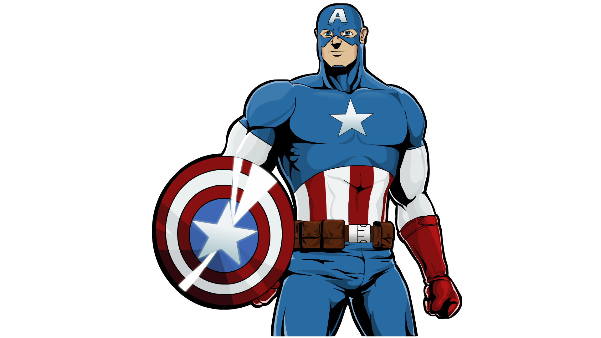 captain america theiyoume newgrounds #11532