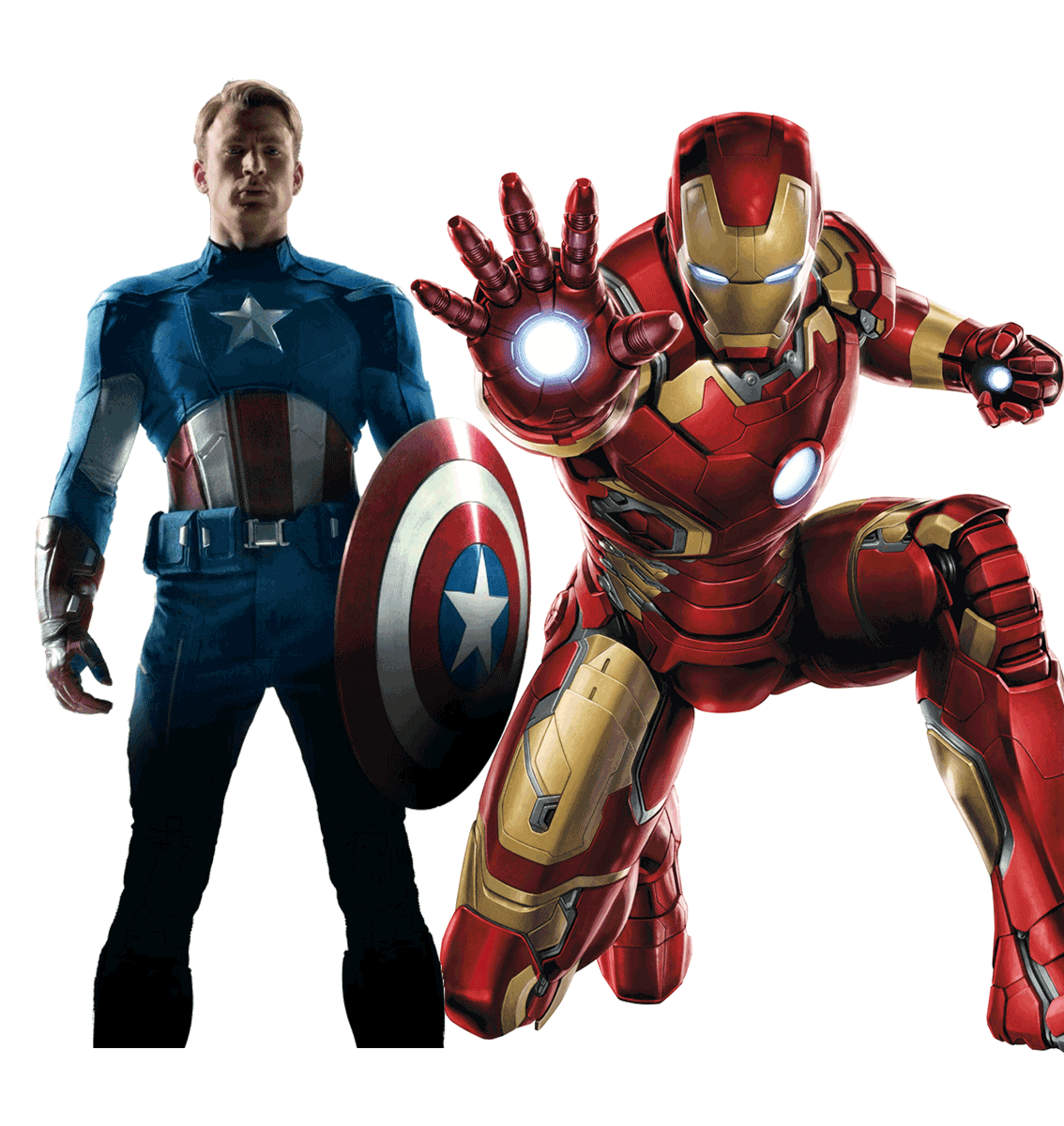 captain america transparent png images #11485