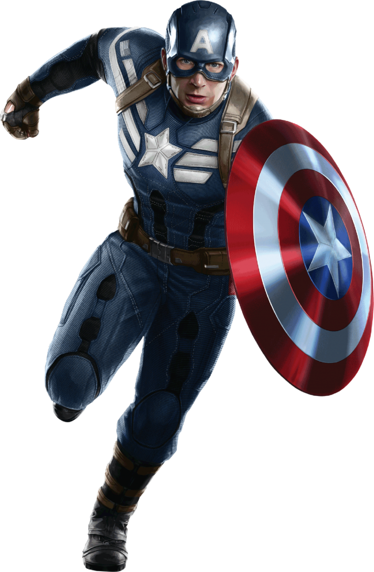 captain america transparent png images #11490