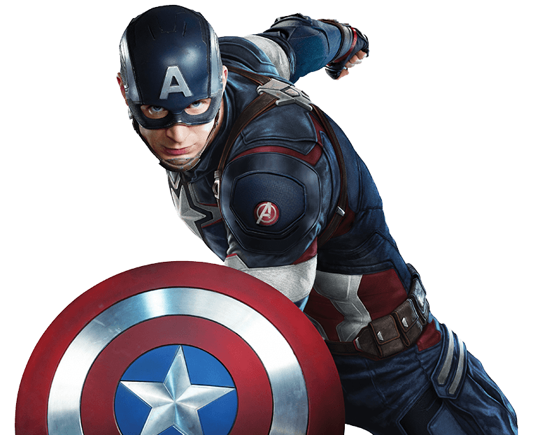 download captain america icon clipart #11533