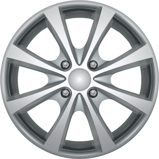 car wheel, car icons download #24091
