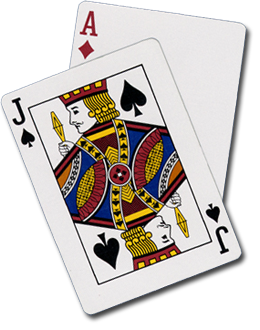 legal count cards when playing blackjack land #22411