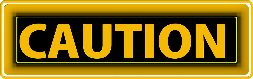 caution tape, banner header attention image pixabay #24148