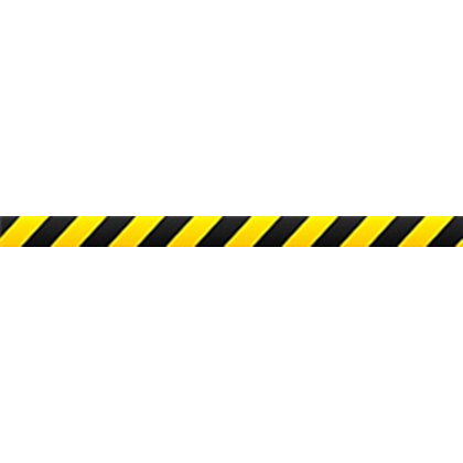 caution tape, caution signs and police tape vector thumb roblox #24152