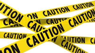 caution tape, century taxation recent tax law change cautions #24108