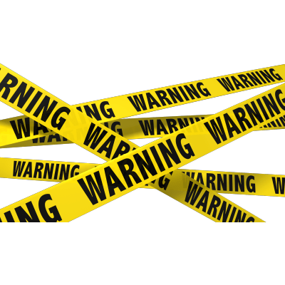 caution tape one line transparent png stickpng #24120