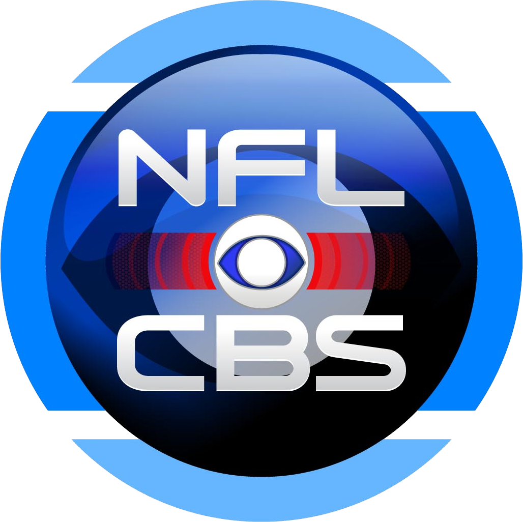2012 nfl on cbs png logo #4912