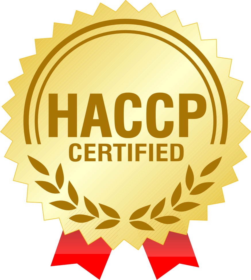 certified food safety haccğ logo #39472