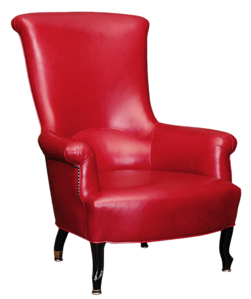 red leather chair png picture gallery yopriceville #13336