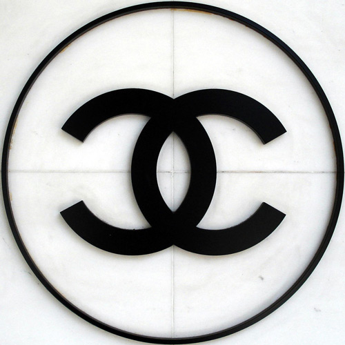chanel logo coloring pages #1916