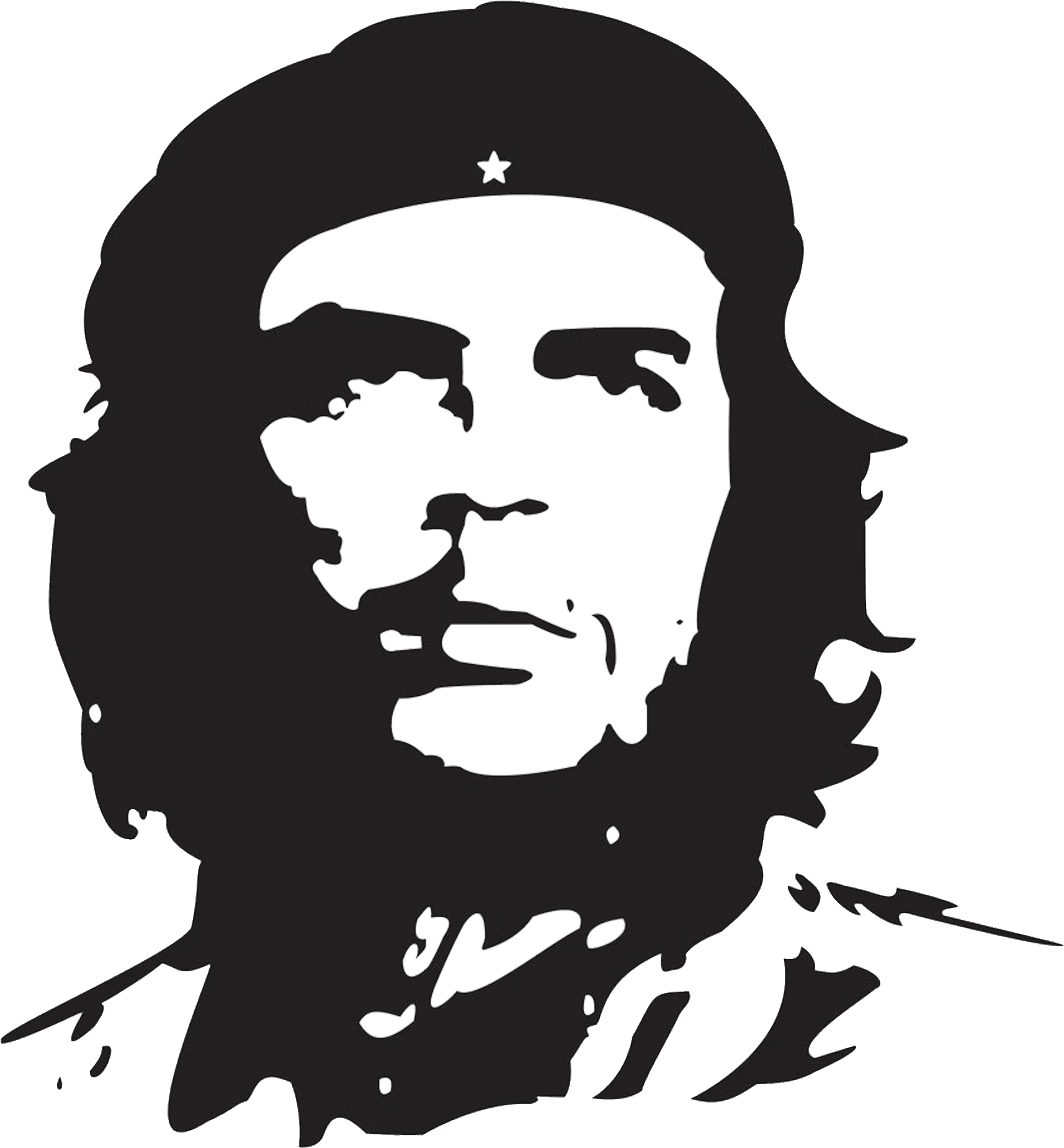 che guevara png image purepng transparent png image library #30279