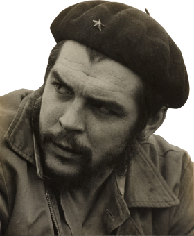 che guevara png image purepng transparent png image library #30286