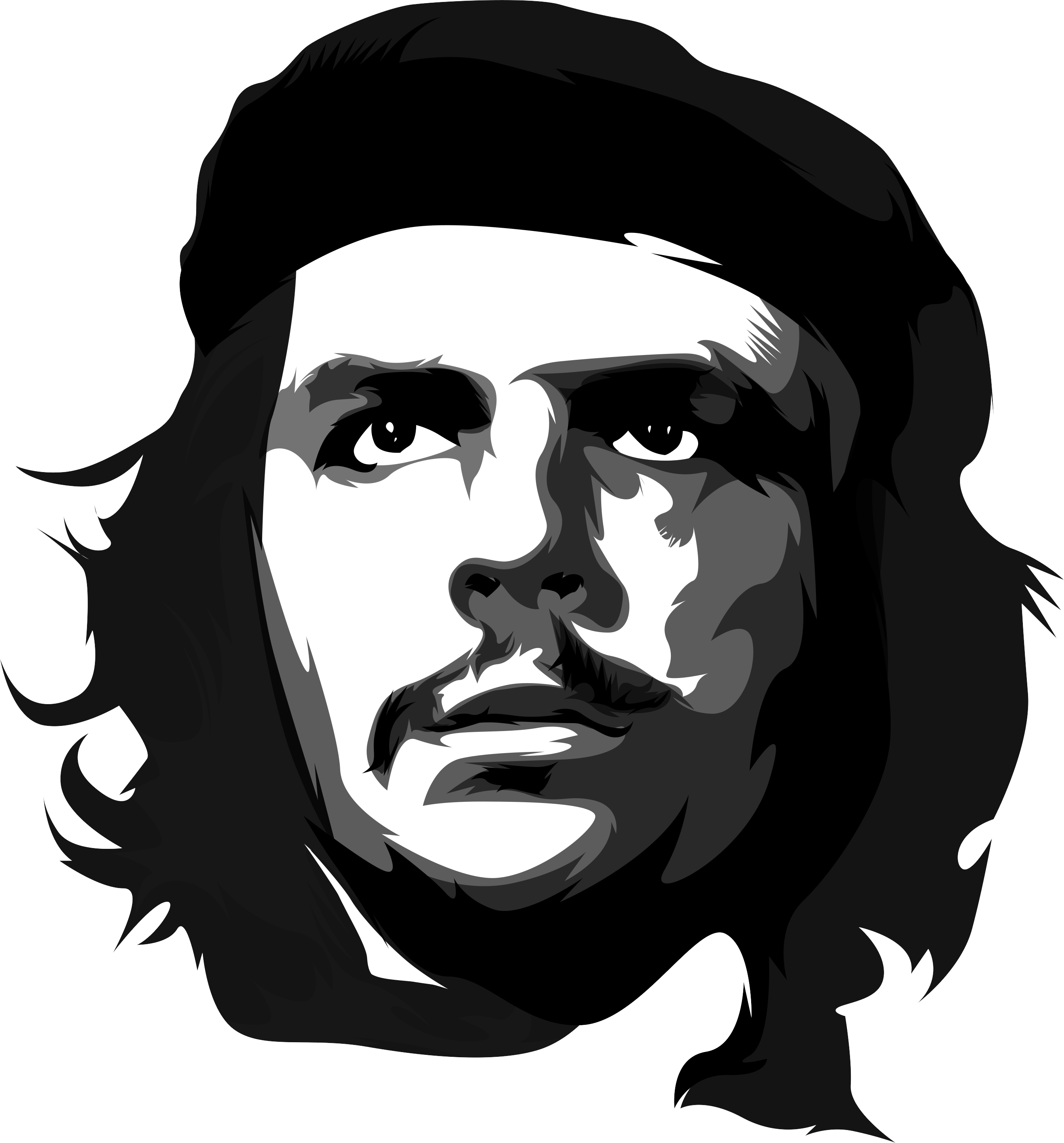che guevara png images for download crazypngm crazy png images download #30271