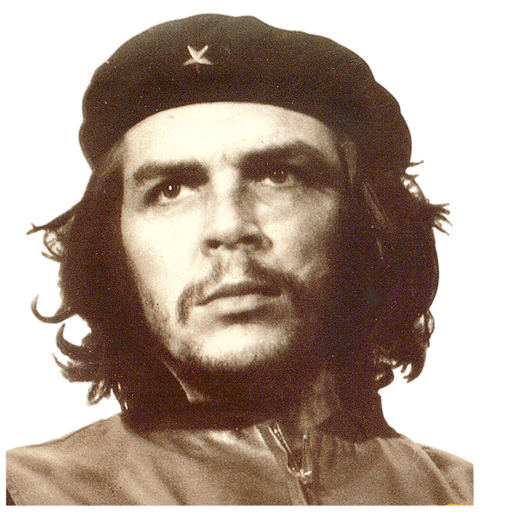 che guevara transparent png stickpng #30268