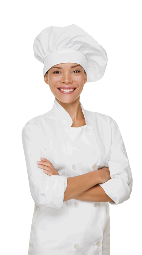 black female chef png transparent black female chef #14544