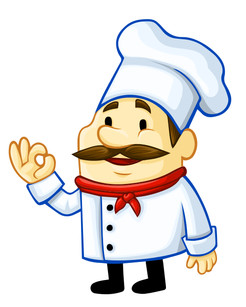 chef vector png image pngpix #14479