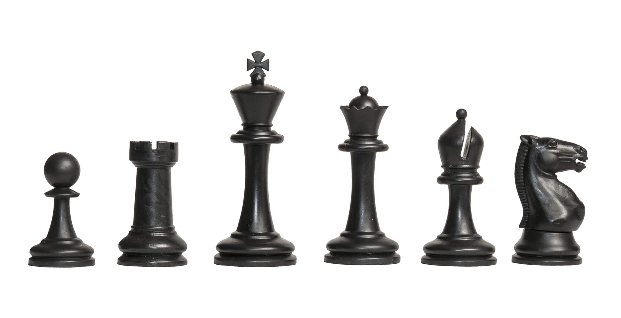 series plastic chess pieces #39313