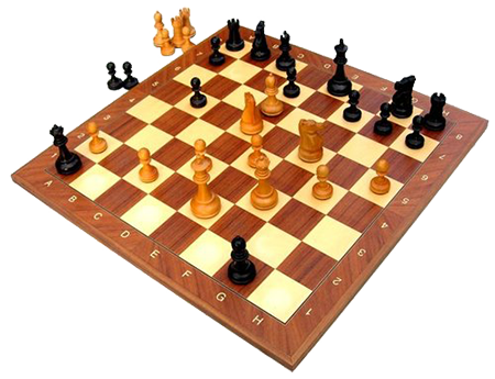 wood chess board games #39323