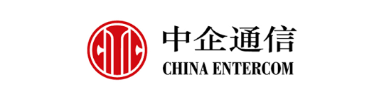 china entercom logo, citic telecom international connecting future #8456