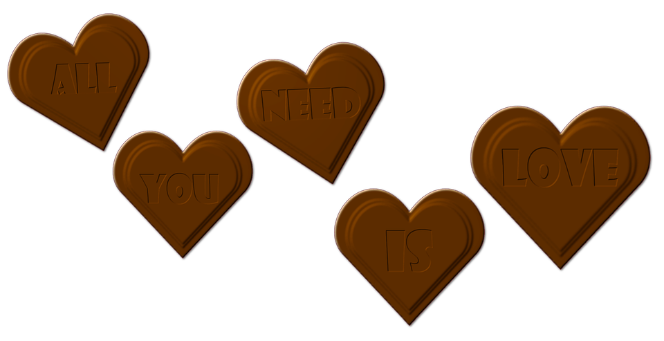 chocolate chocolates heart image pixabay #14453