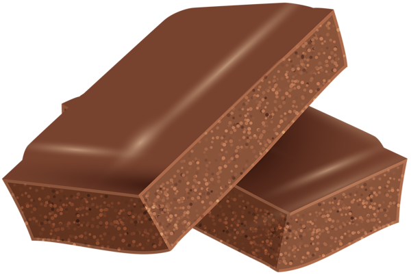 chocolate pieces transparent png clip art image gallery #14455