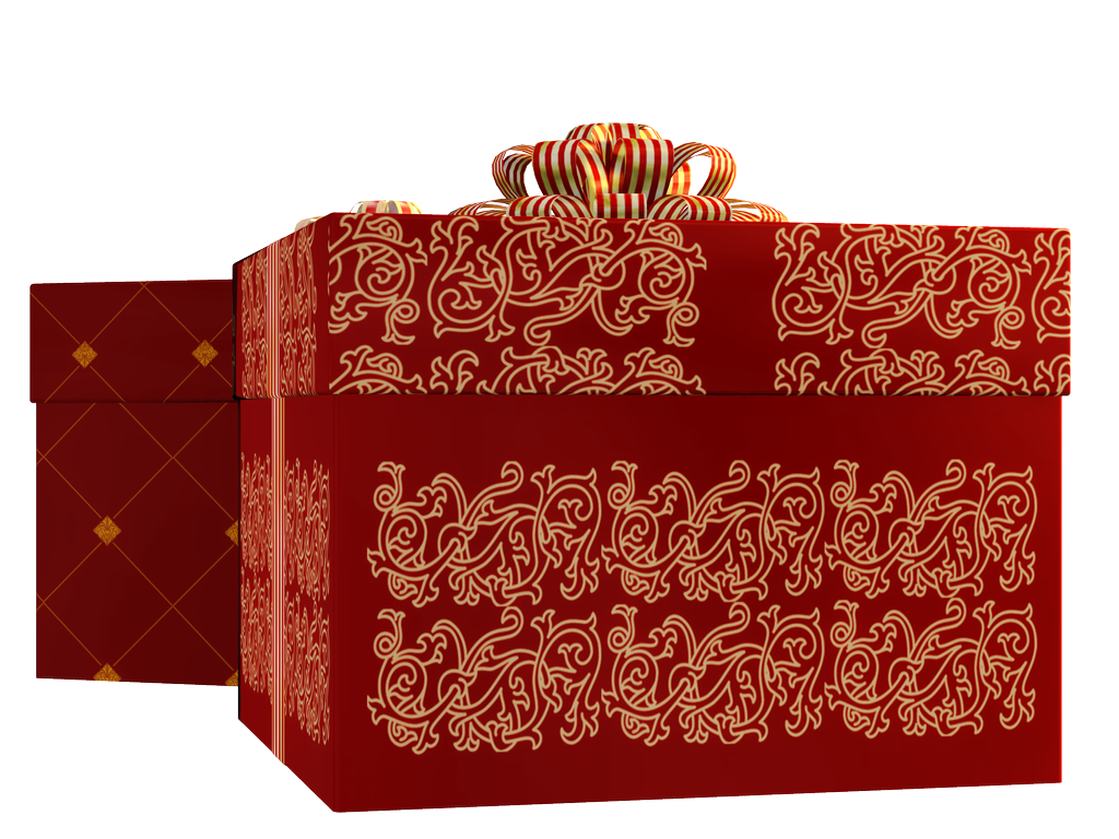 christmas gift boxes png roy deviantart #28088