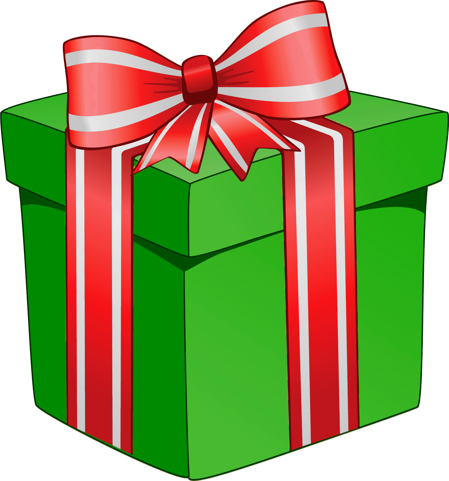 christmas gift, christmas present boxes download clip art #28071