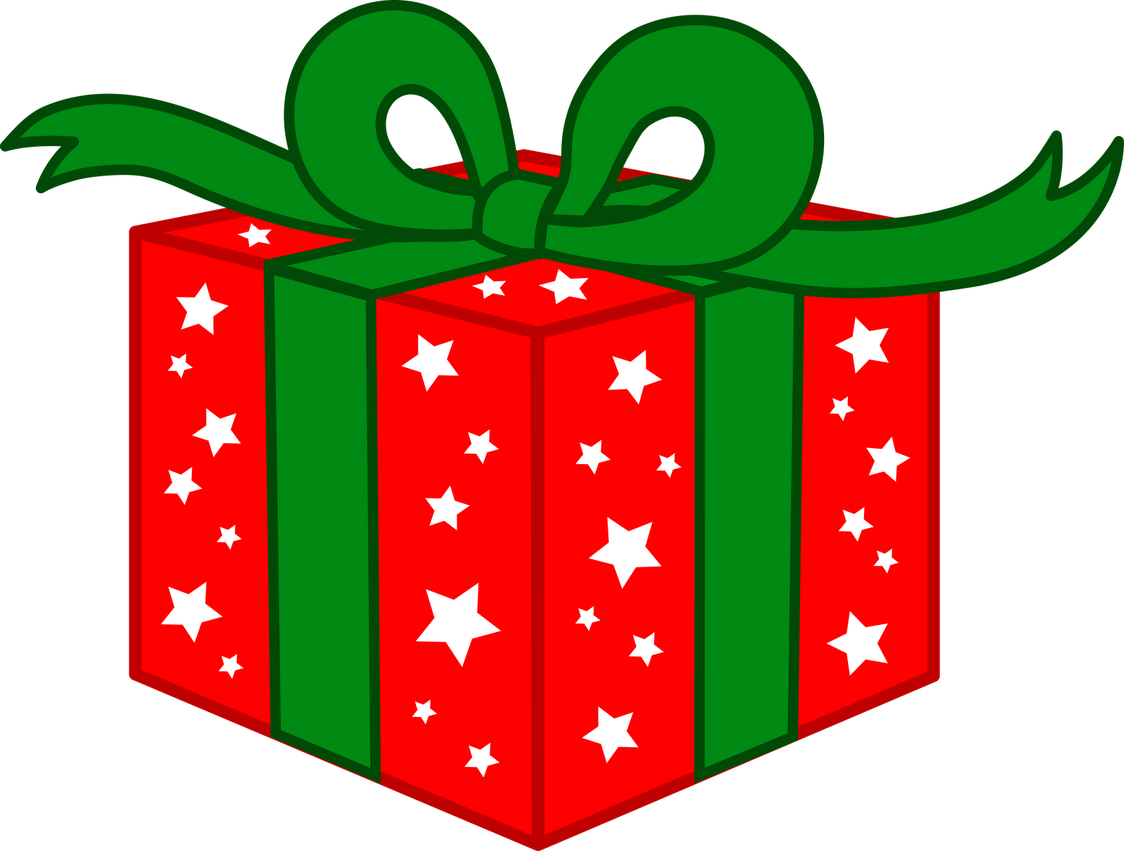christmas gift, christmas present boxes download clip art #28060