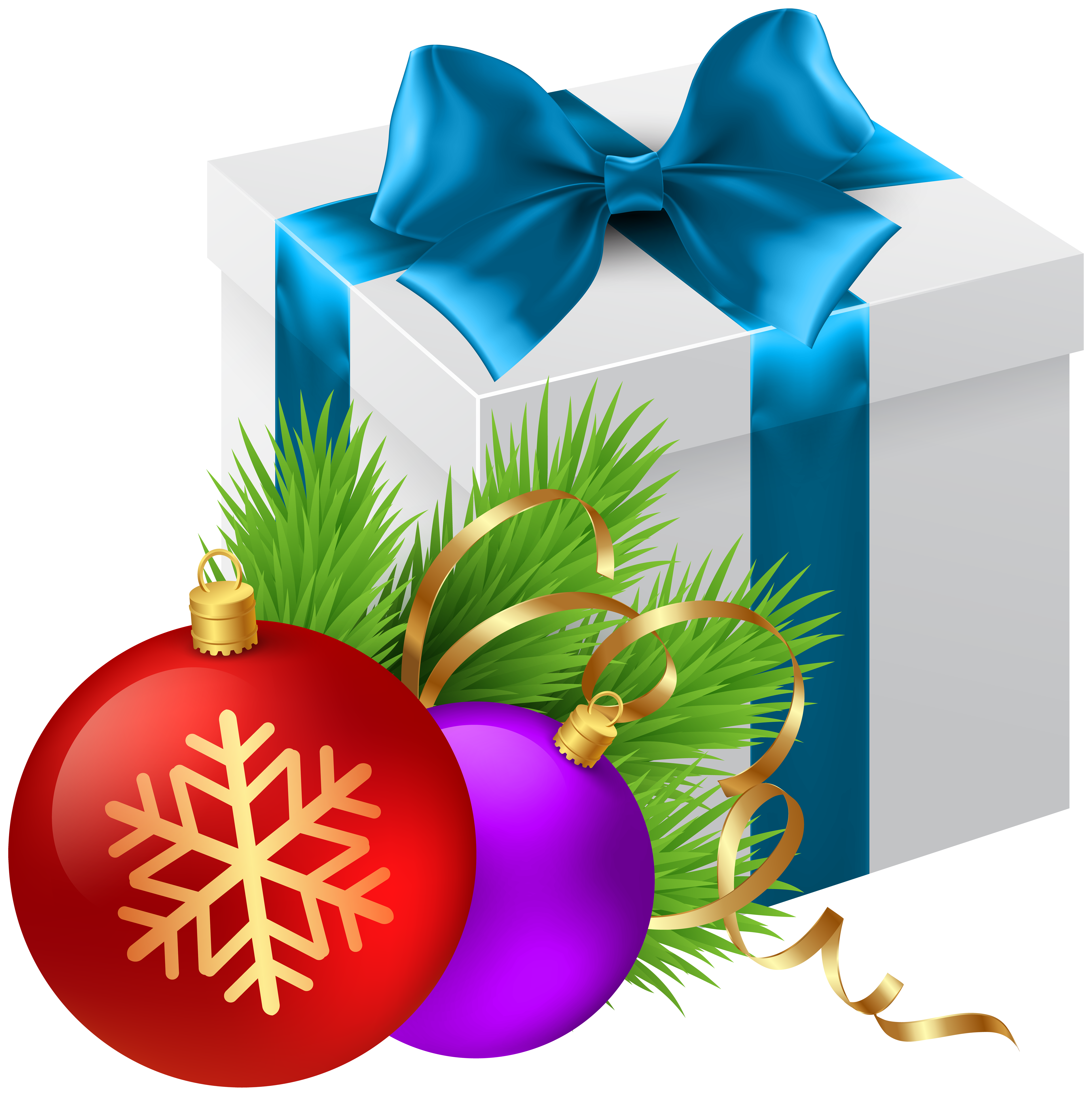 christmas gift transparent png clip art image gallery #28085