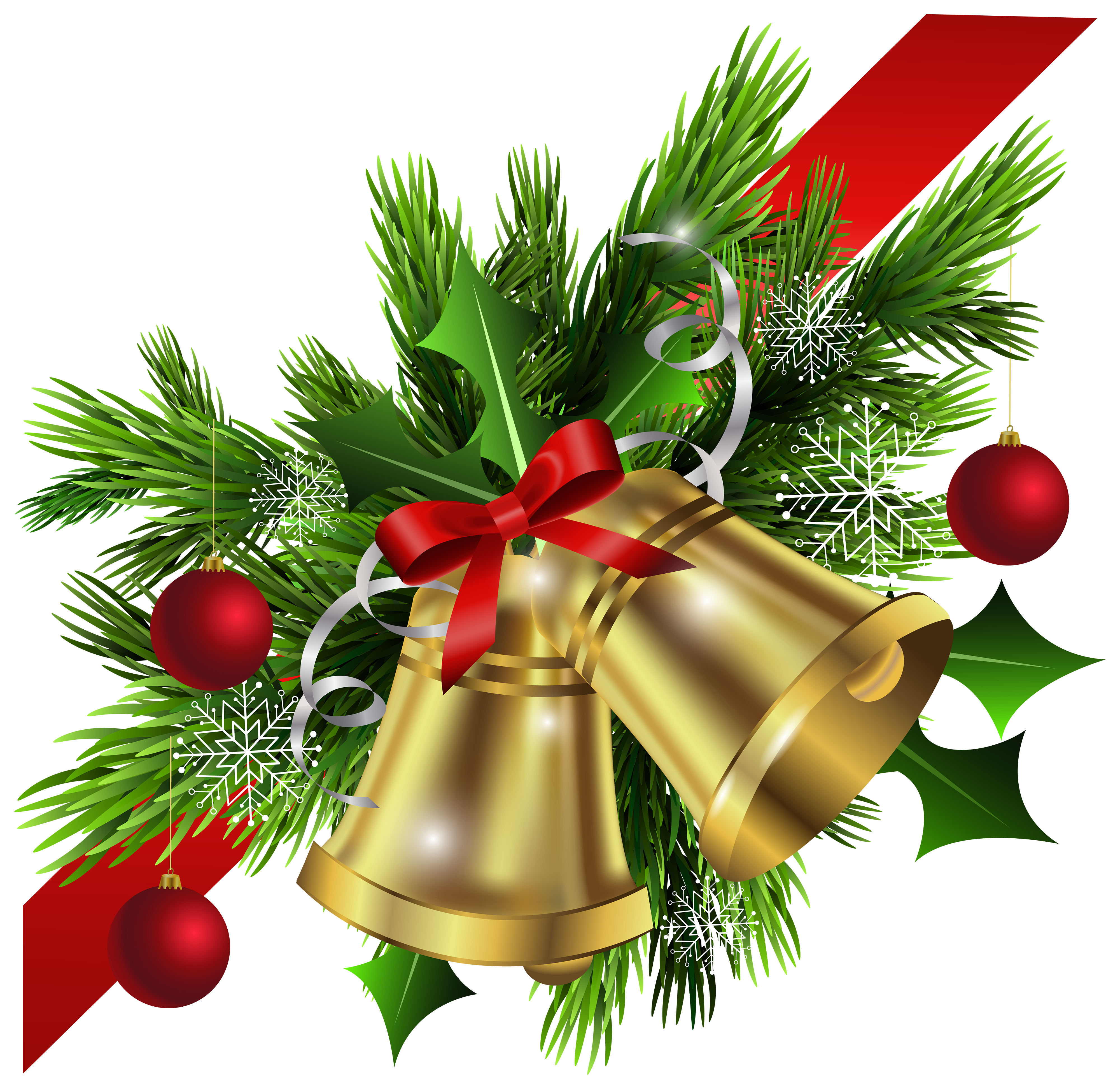 bell clipart christmas bow pencil and color bell #9600