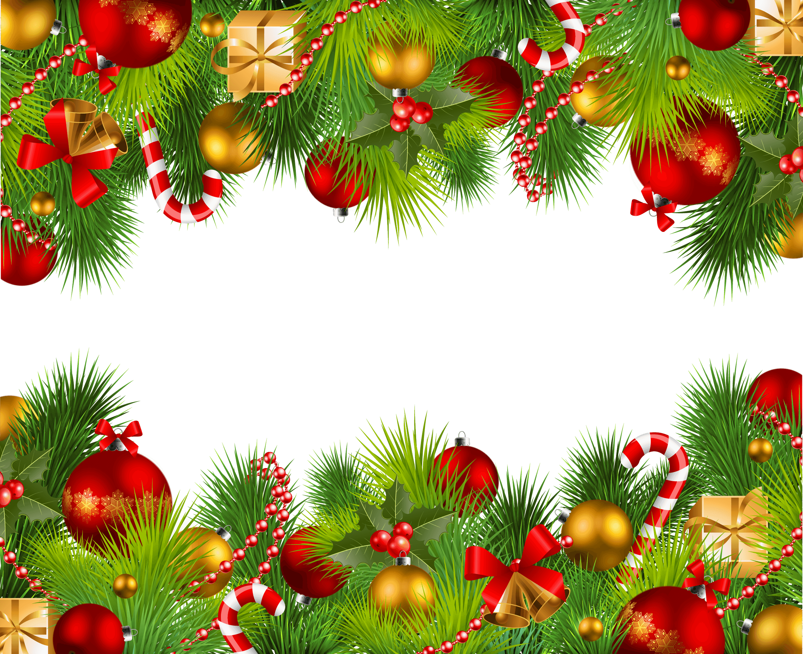 christmas decoration png image #9590
